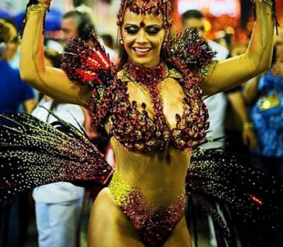 hot ragazze di carneval, sambodromo -Rio de Janeiro