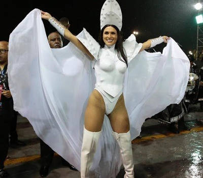 hot carnevale ragazze brasiliane, San Paolo 2019