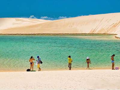 Brasile, spiagge da sogno: Lençóis Maranhenses